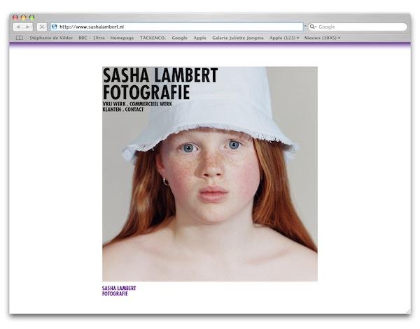 Sasha Lambert
